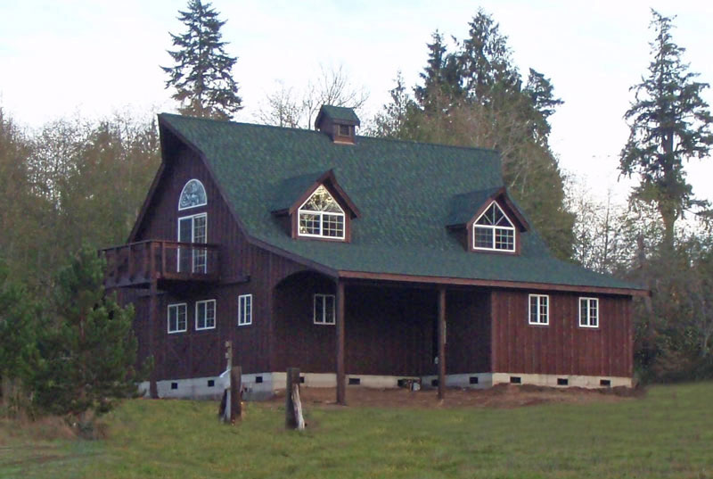 Pole Barn House Plans Designs