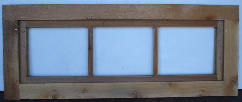 Cabin windows cabin window barn window for Custom transom windows